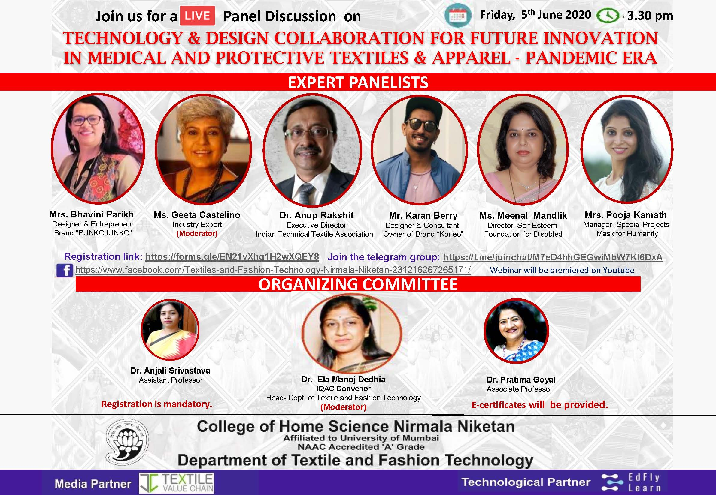 5th June, 2020 Technology and Design Collabration