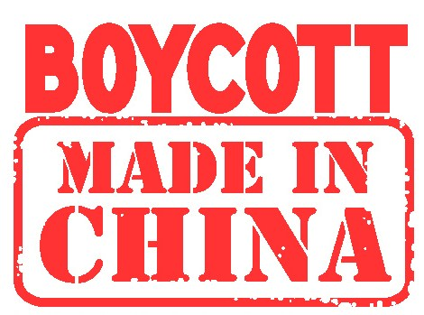 CAIT supports call to boycott Chinese products