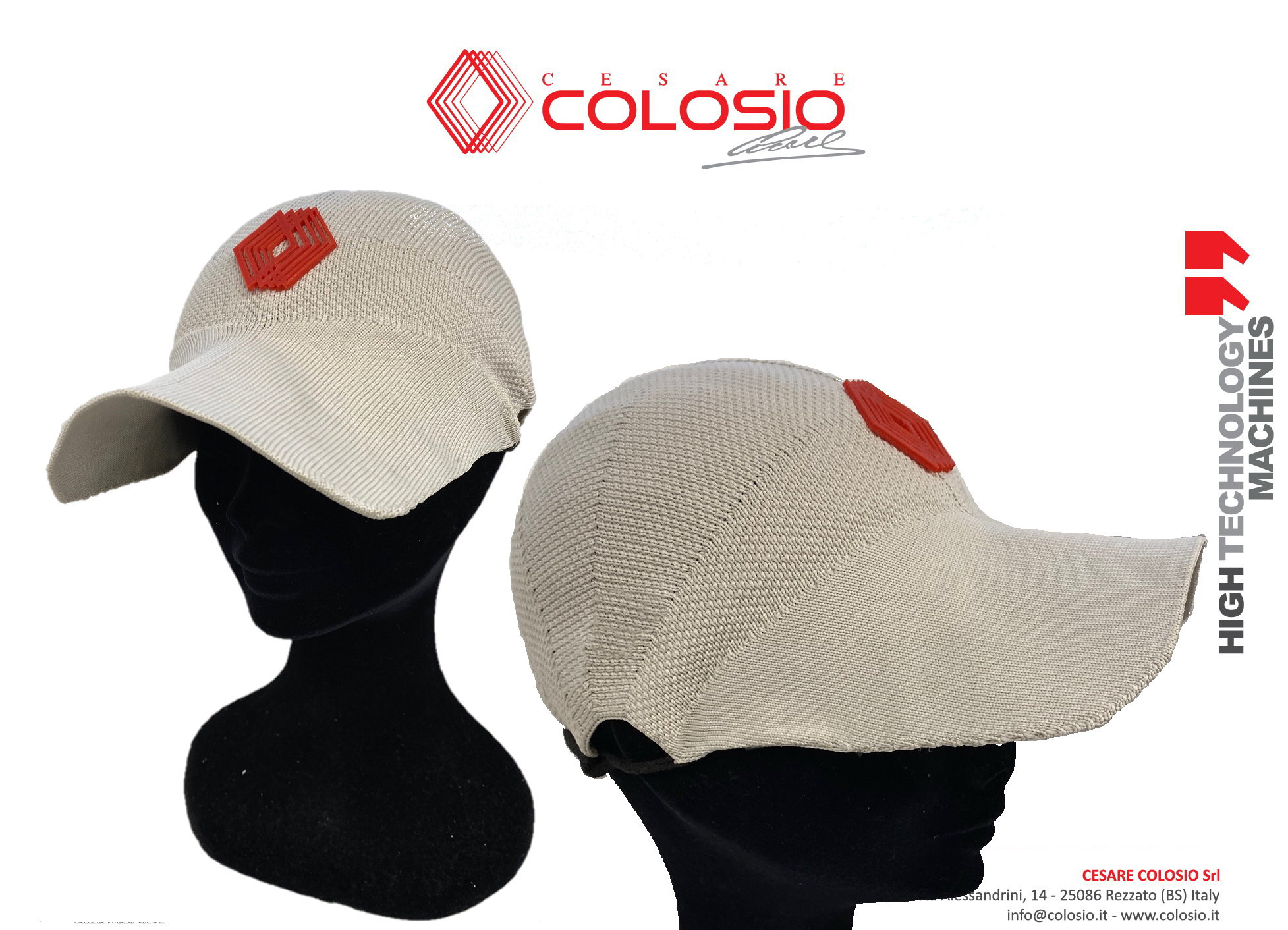Colosio Develops Another Brand-New Knit Innovation