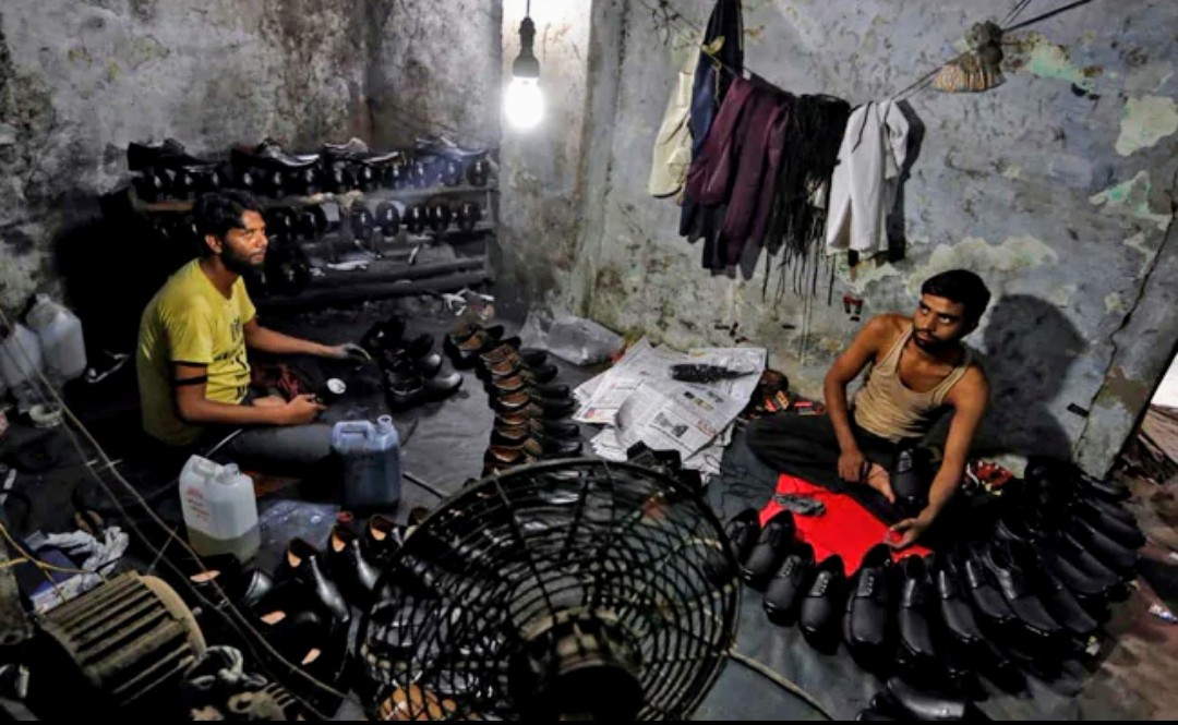 Despite PM Modi's Goal, Jobs and exports hit hard due to crackdown on leather units.