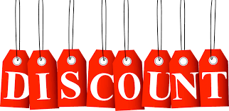 Which retailers are discounting the most online?