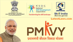 Launch of PMKVY 3 by government