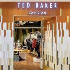 105 million pounds raised by Ted Baker