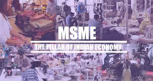 Acute need of Government support to MSMEs