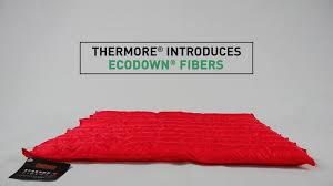 Thermore Introduces New ECODOWN Fibre Collection