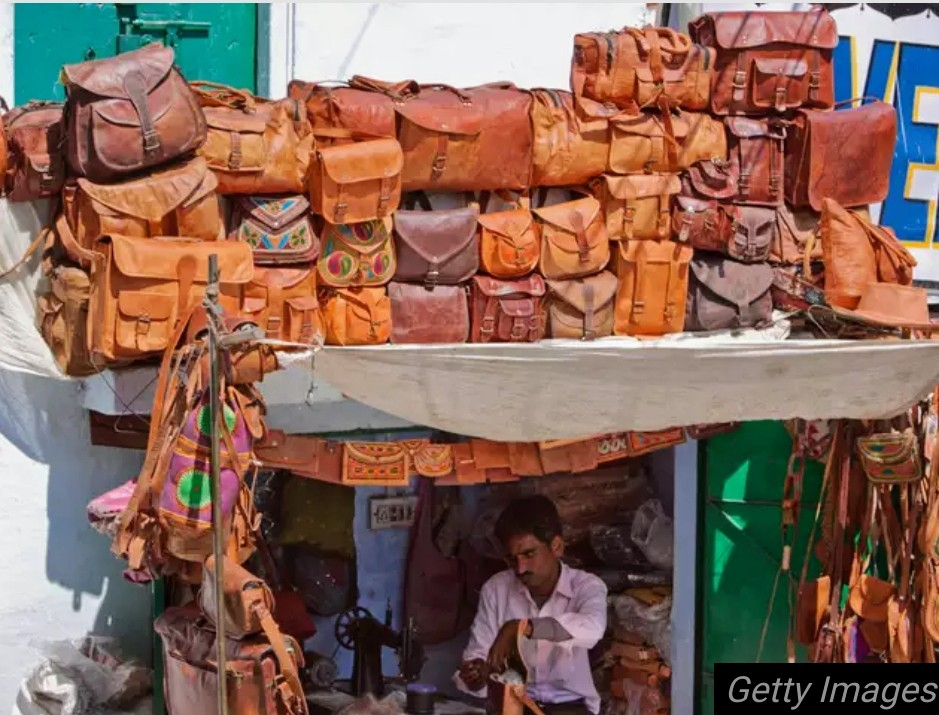 Export loss of dollars 1.5 billion faced by India's leather Industry