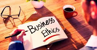 BUSINESS ETHICS – KEY TO SUCCESS
