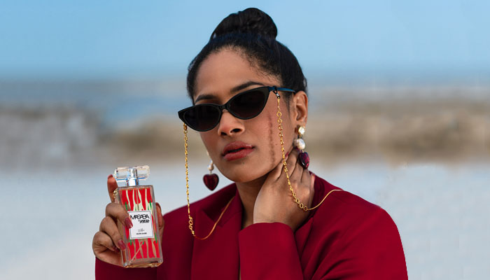 Masaba Gupta Launches A New Line Of Fragrances In Collaboration With Nykaa