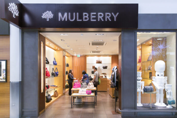 Mulberry to downsize 25% of its global manpower