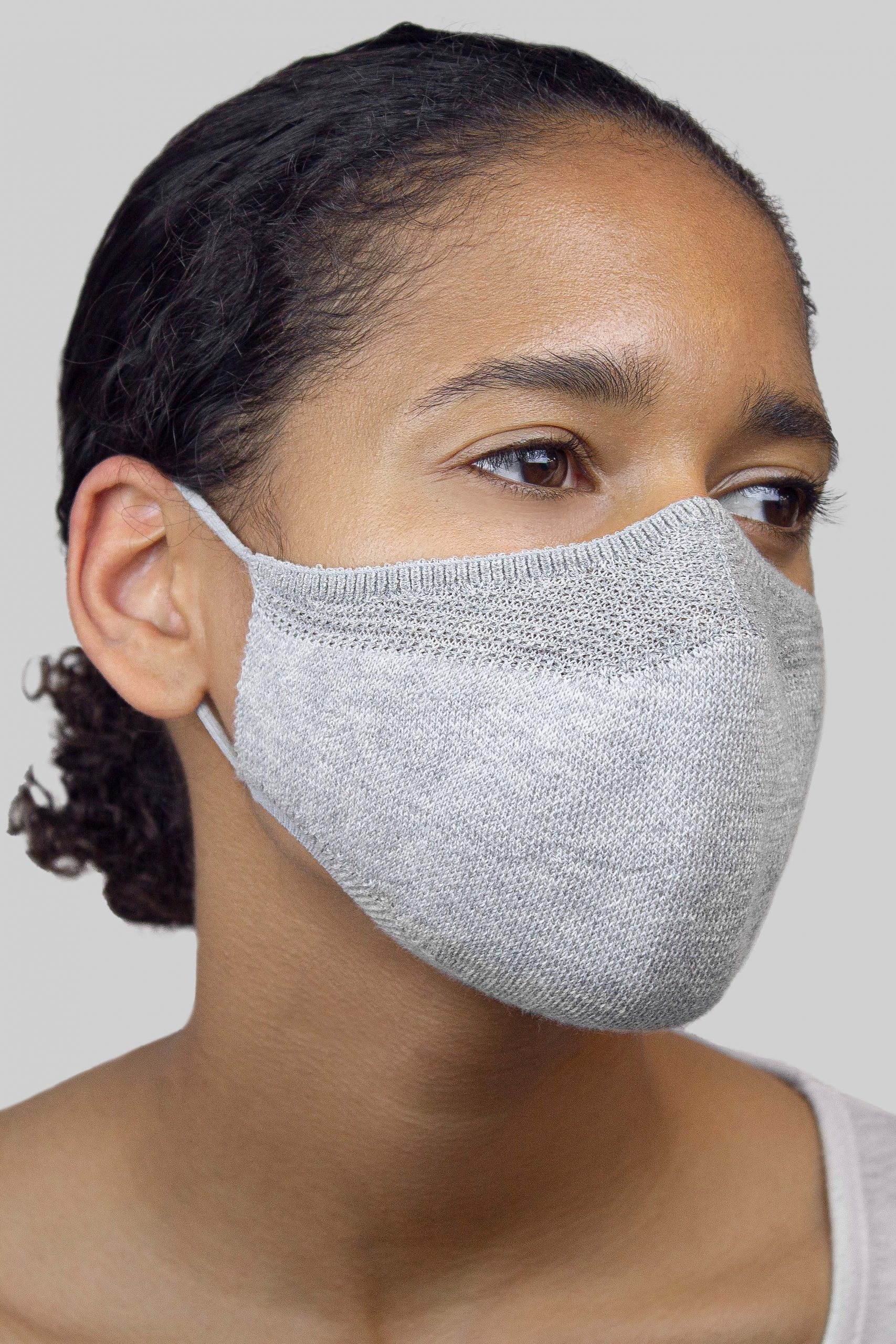Sustainable 3D Knitted Face Masks Developed By Knitwear Lab