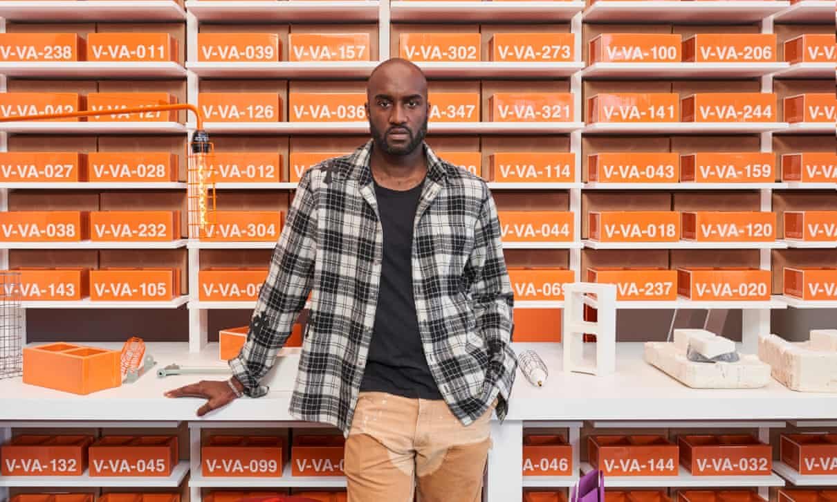 Virgil Abloh criticised for response to looting during George Floyd protests