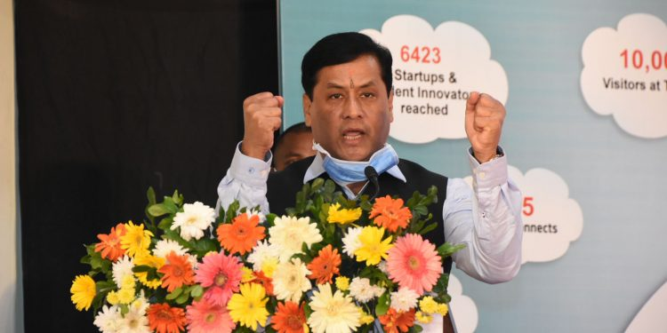Assam CM Sonowal calls for innovation to add value to traditional products