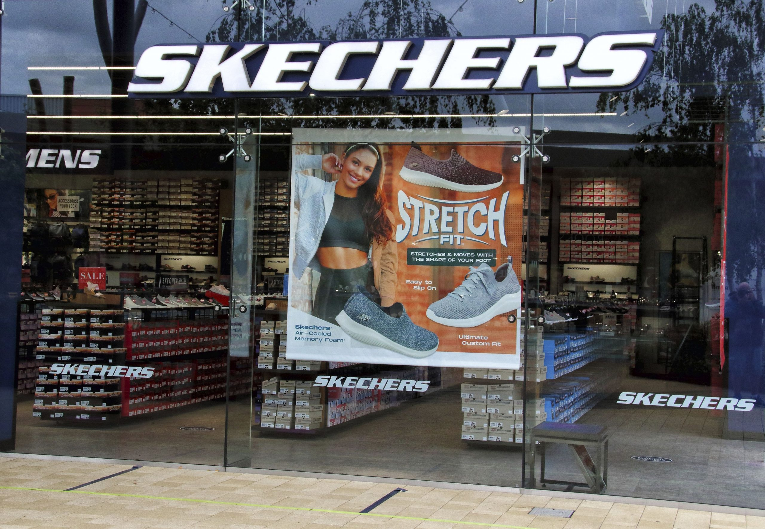 Despite drop in second quarter sales, Sketchers shows early signs of recovery