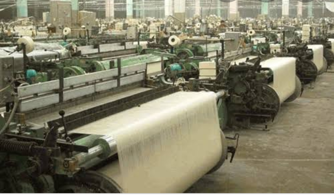 Textile and dyeing industry adversely  affected by Anti-China act
