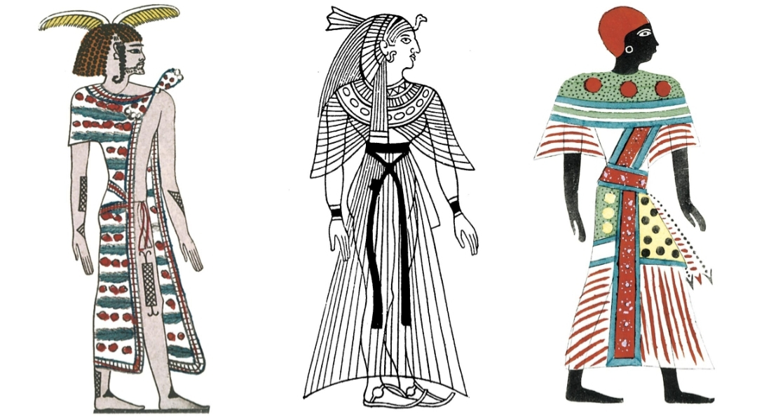 Egypt : Ancient And Traditional Clothing