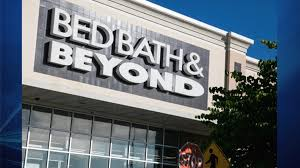 Declined sales of Bed Bath & Beyond