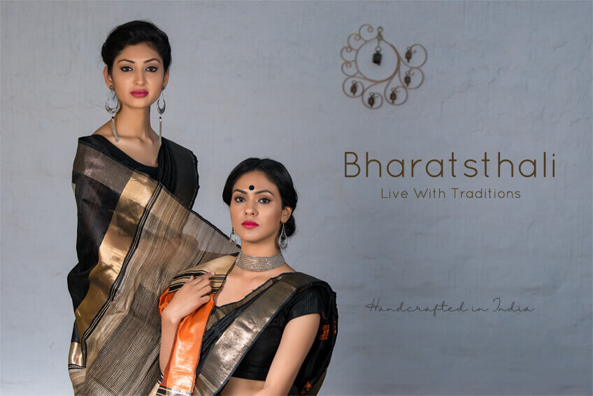 Bharatsthali – A hand loom brand supporting their weavers