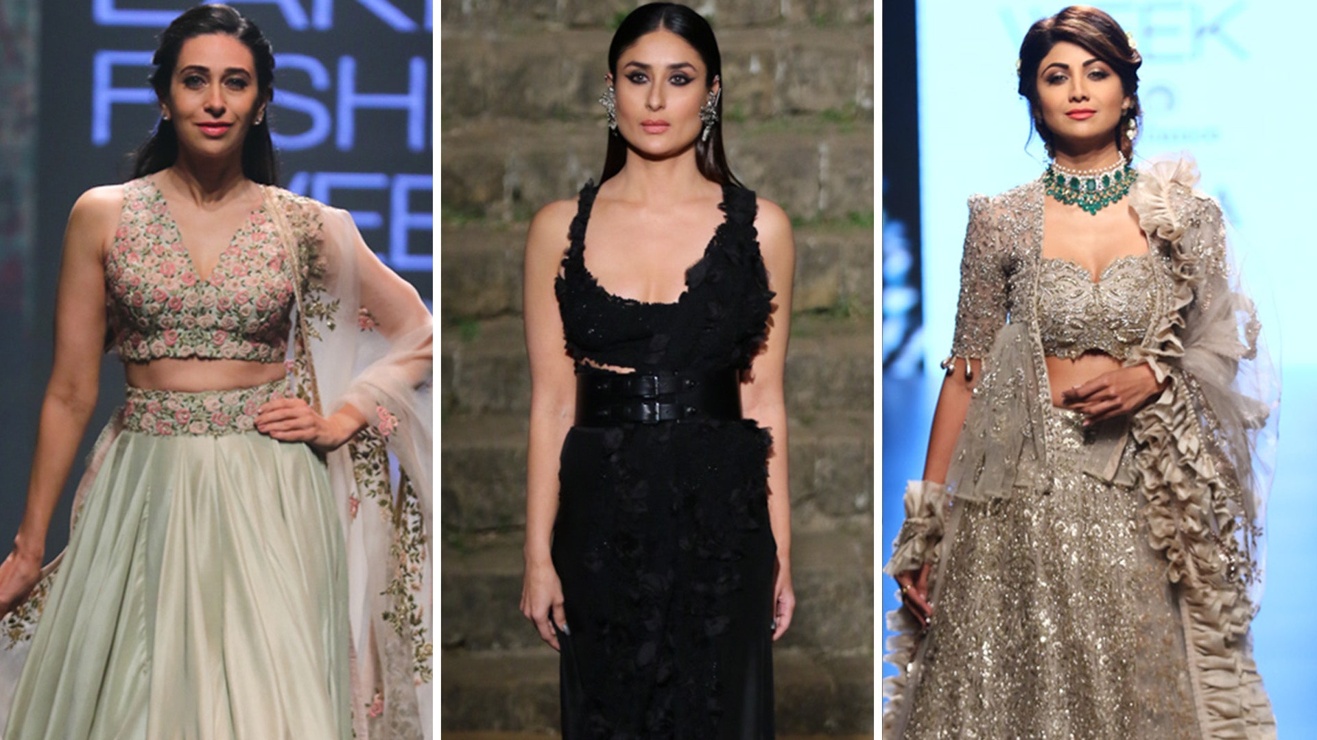 The showstopper syndrome in fashion shows
