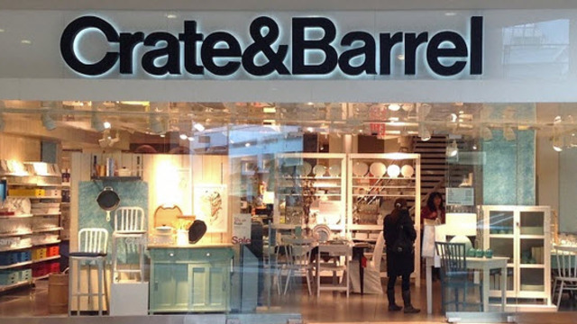 Crate and Barrel- First Whole Home Modern Fall Collection