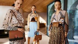 For shoes and accessories new business units to be created by Burberry