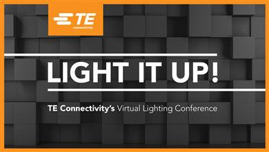 Light it Up!: TE Connectivity launches virtual lighting experience
