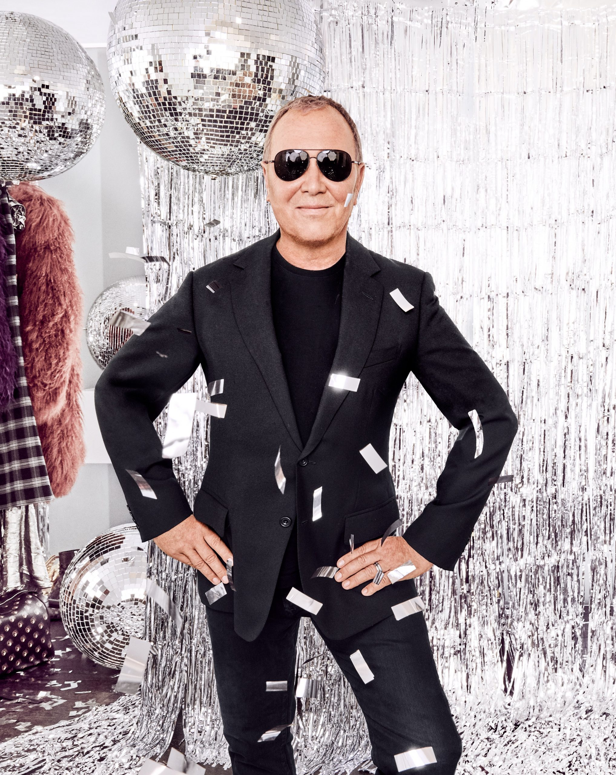 Plans finalized to show Michael Kors spring 2021 collection