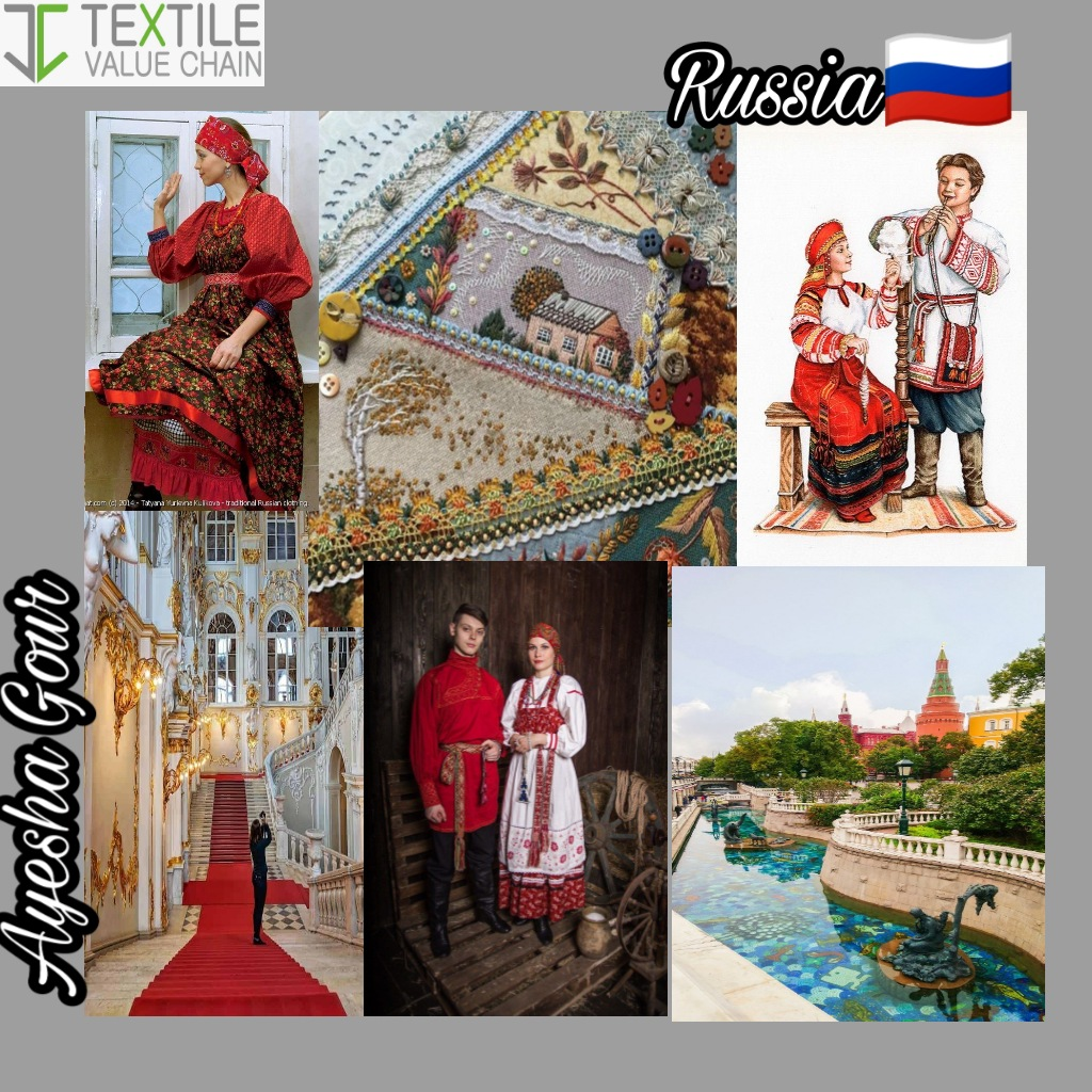 Textile and Costume of Russia