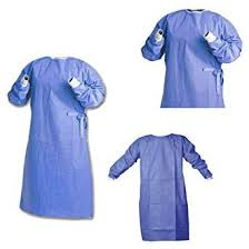 TESTING THE QUALITY OF SURGICAL GOWNS
