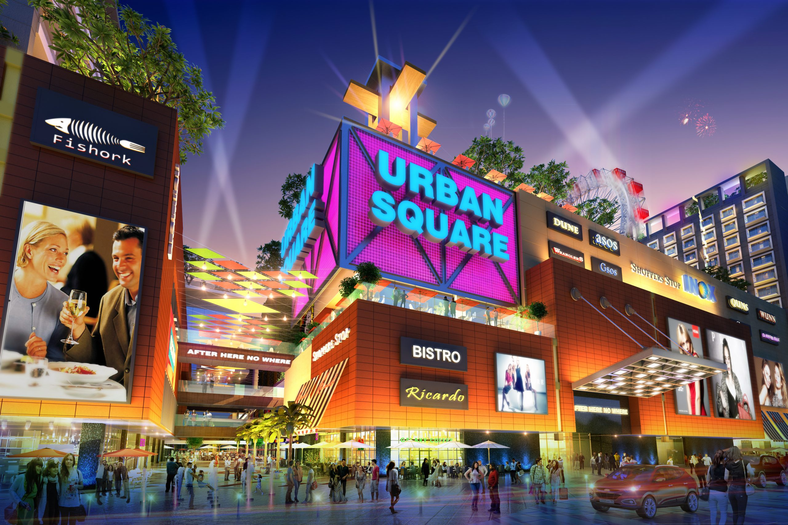 Bengaluru based research firm gives 5-star rating to Udaipur-based Urban Square Mall