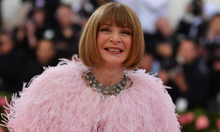 Vogue editor Anna Wintour says coronavirus has been 'catastrophic' for the fashion industry