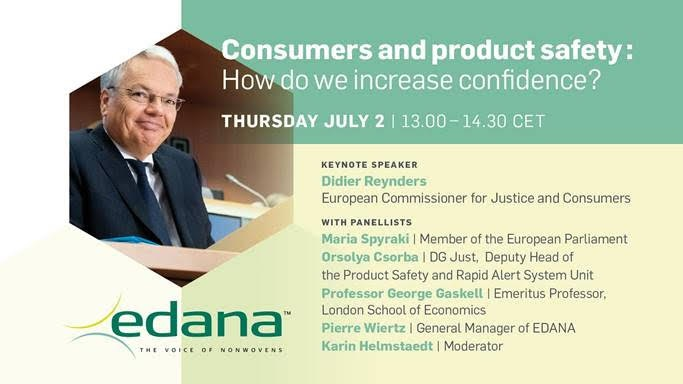 'Consumers and product safety: how do we increase confidence?'