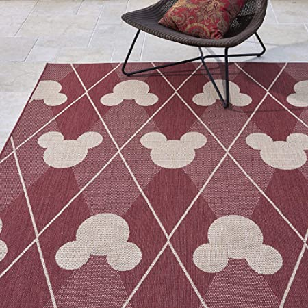Perfect rugs for Kids bedroom – Disney in collaboration with Ruggable