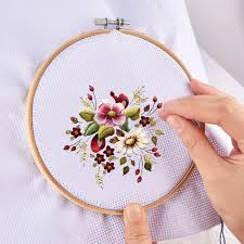 HAND EMBROIDERY STYLES