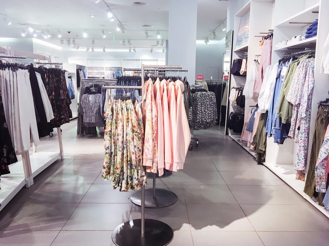 Fast fashion industry wants cheap, disposable & trendy clothes, but it comes at a price
