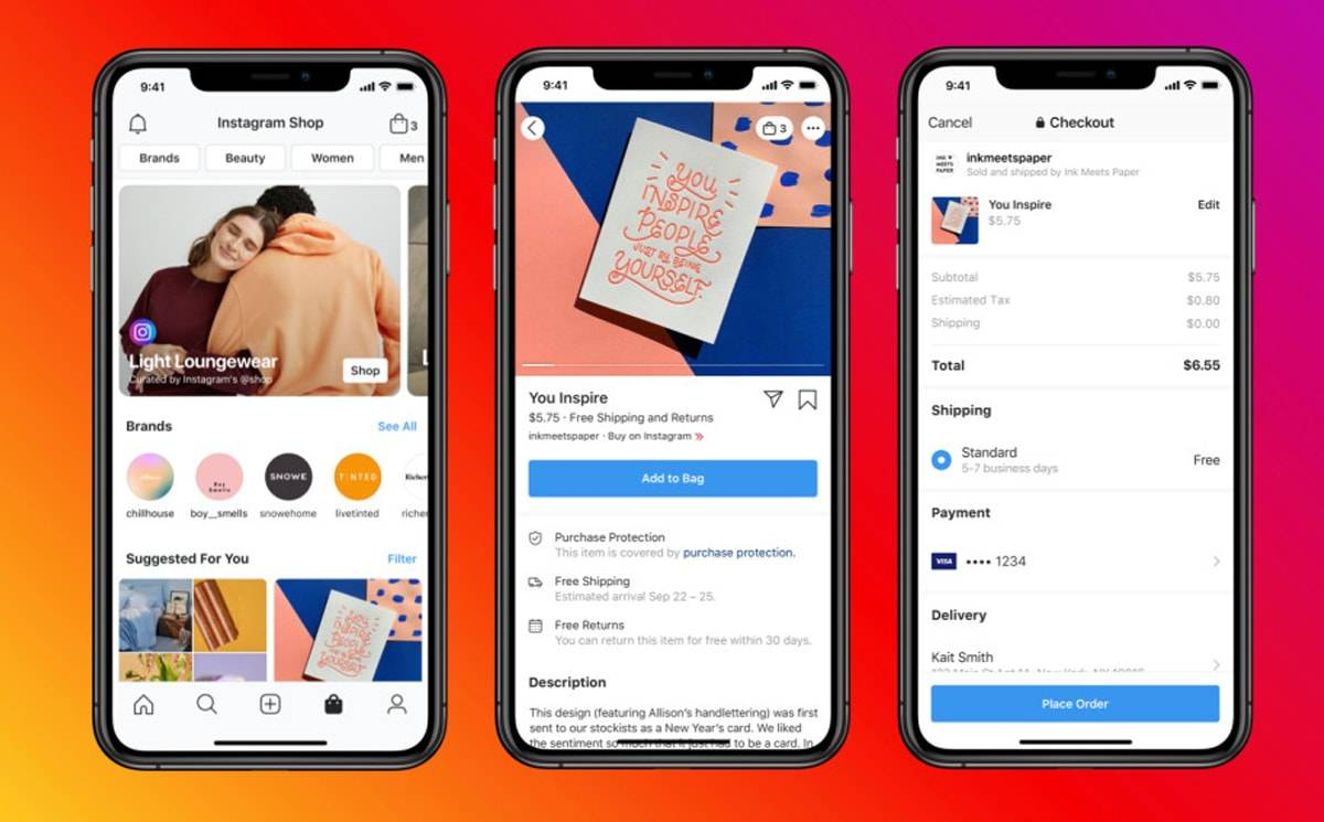 Instagram Shop launches in US, global rollout to follow in coming weeks