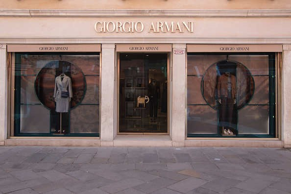 Armani, YNAP sign deal to incorporate online and store networks