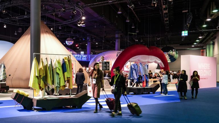 Heimtextil Remakes The Layout For The Upcoming Home Textiles Expo.