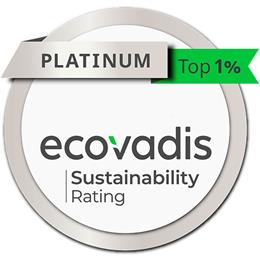 INEOS Styrolution awarded platinum rating by EcoVadis for its advanced sustainability performance