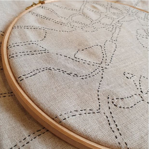 Contemporising Kantha Embroidery with Unique Works of Art