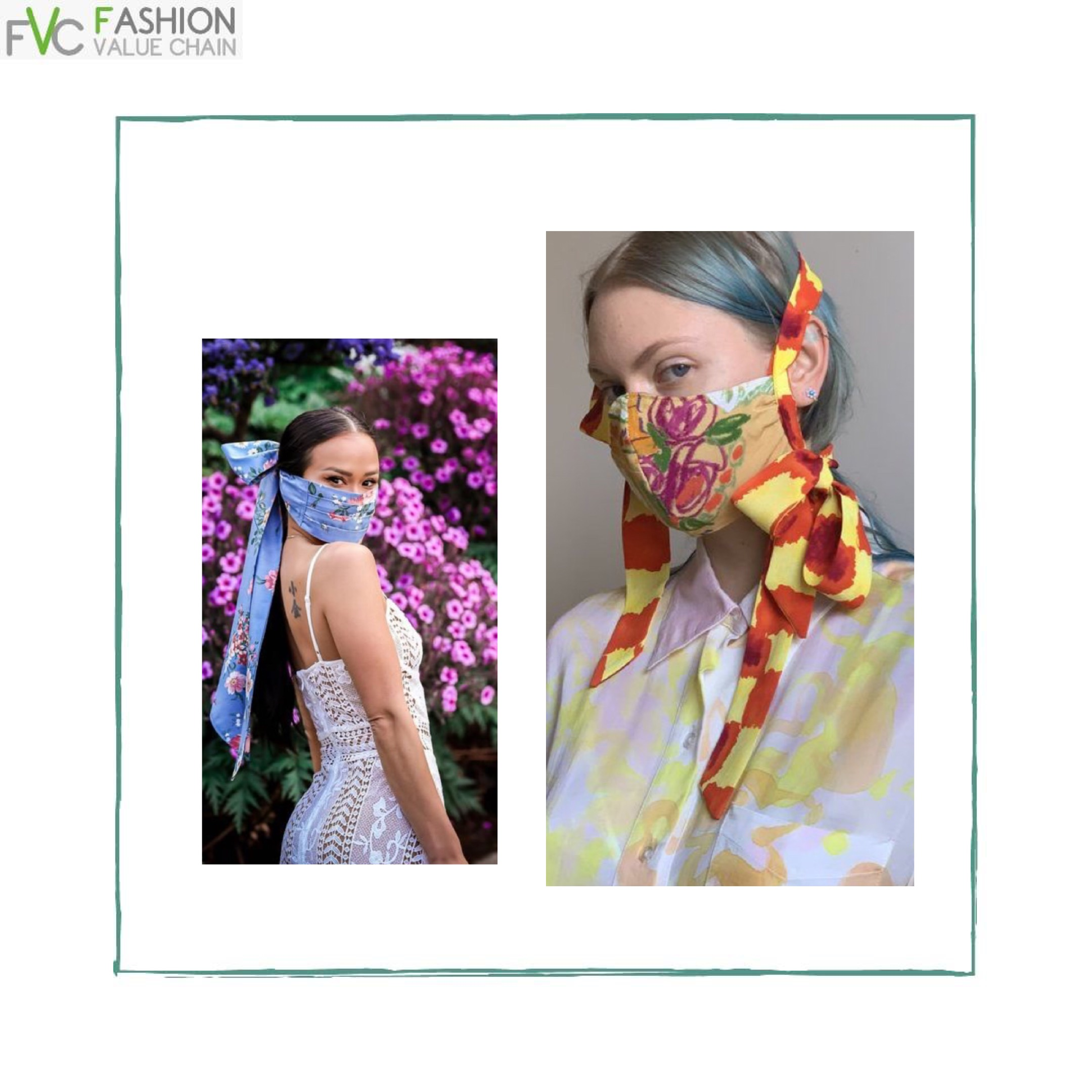 The journey of Covid face masks: From monotones to stylish and designer