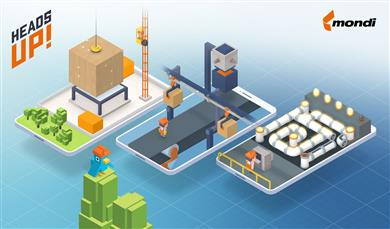 Mondi launches gaming app about workplace safety