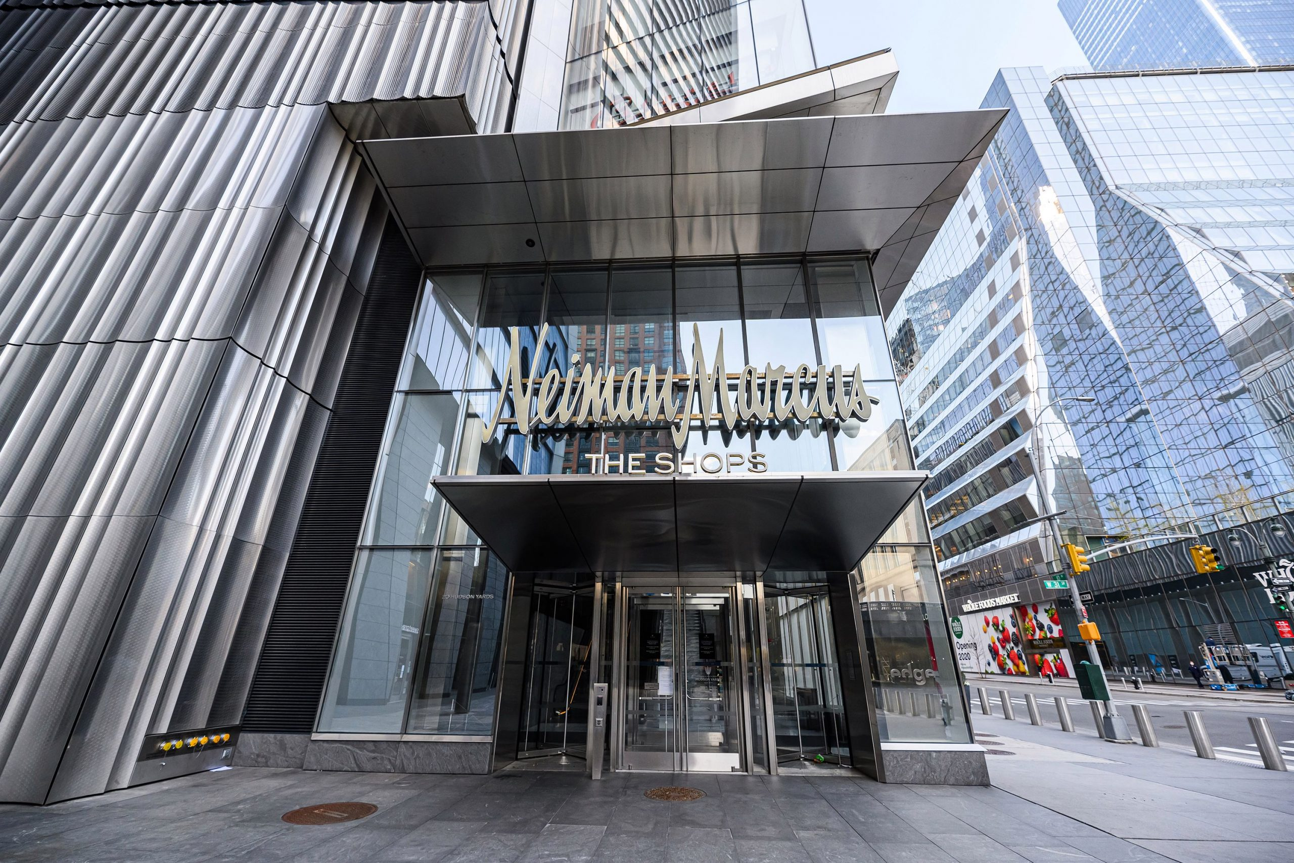 Neiman Marcus to close Hudson Yards store after one year