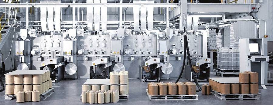 Oerlikon Neumag and Gama Recycle goes Greener with Regenerated Yarn and Fibre