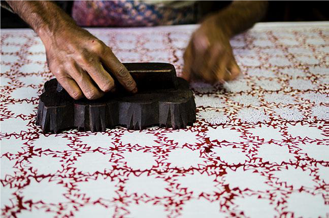 Indian prints that are the face of India's heritage