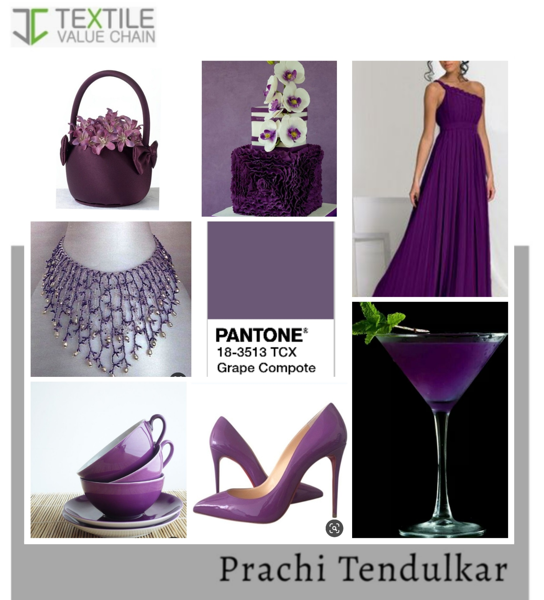 THE COLOR WITH CLASS (GRAPE COMPOTE)