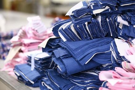 Upcycling of Pre-consumer Textiles Waste
