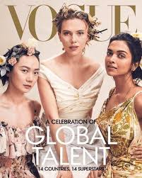 Vogue US Gets Slammed For Using Deepika Padukone As 'Prop' On Its Cover