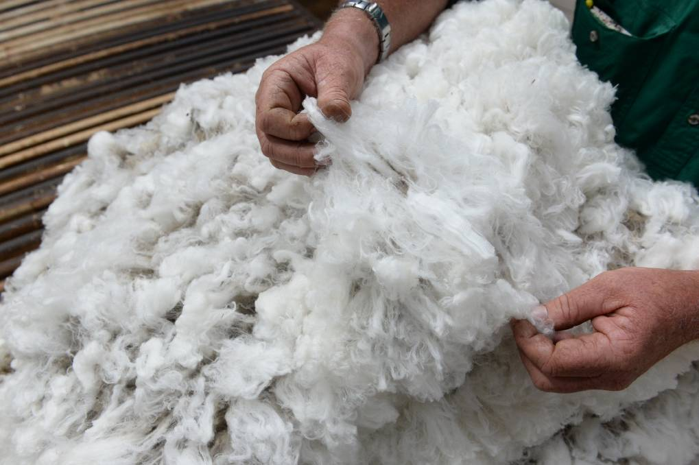 Halt in Auctions Gives Wool Market Breathing Space