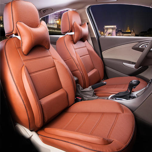 AUTOMOTIVE LEATHER: STRONG CAR INTERIOR