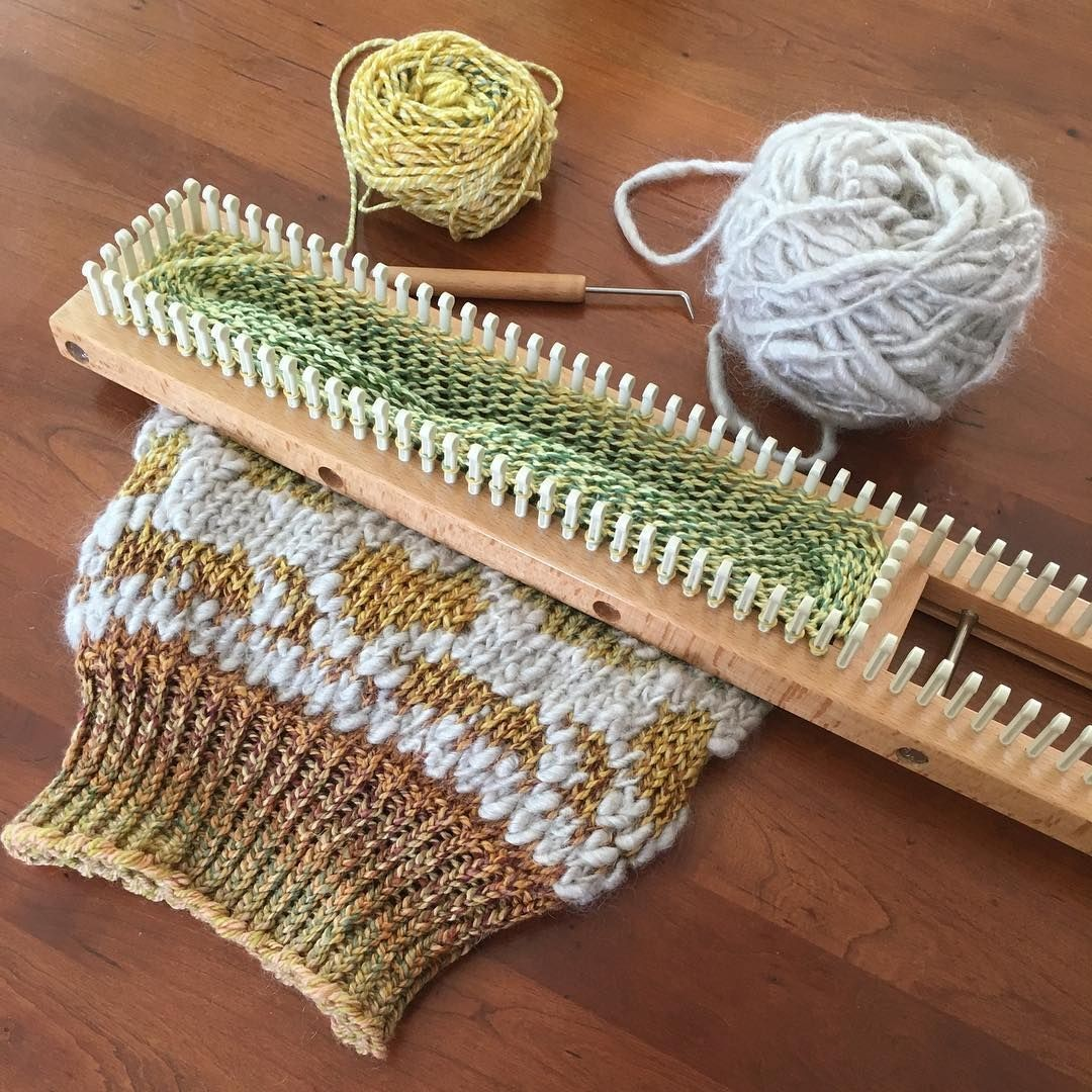 Loom Knitting: An Overview